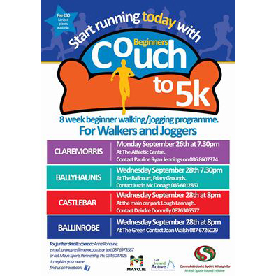 Beginners Couch to 5k