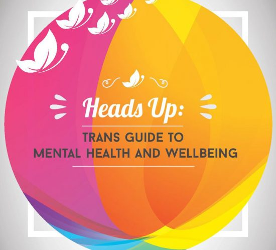 Trans Guide to Mental Health & Wellbeing