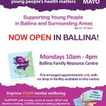 MindSpace Mayo in Ballina Poster 2017