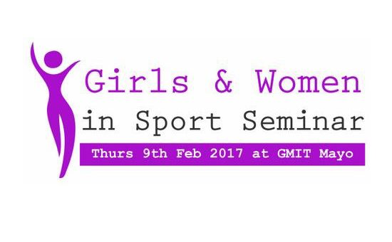 Girls & Women in Sport Seminar Title