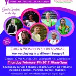 Sports-Seminar-to-address-issues-facing-Women-in-Sport-Poster