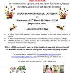 Healthy Food Options - Free Seminar in Lough Lannagh, Castlebar